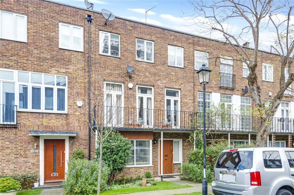 4 Bedrooms House for sale in Middlefield, St John's Wood, London, NW8