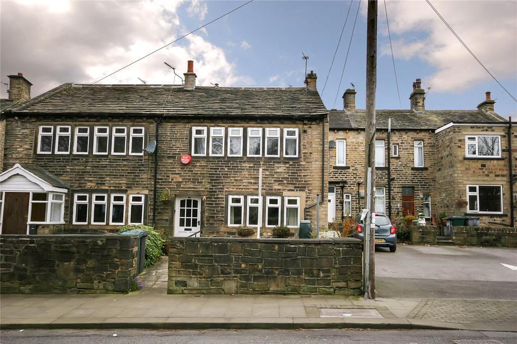 2 Bedrooms Semi Detached House for sale in Town End, Golcar, Huddersfield, West Yorkshire, HD7