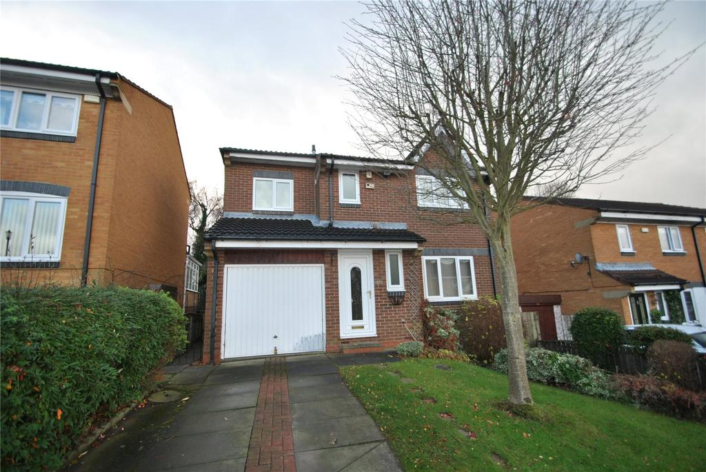 4 Bedrooms Detached House for sale in Martindale Park, Houghton le Spring, Tyne and Wear, DH5