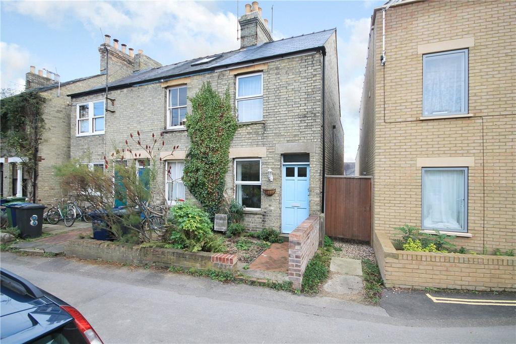 2 Bedrooms End Of Terrace House for sale in Greens Road, Cambridge, CB4