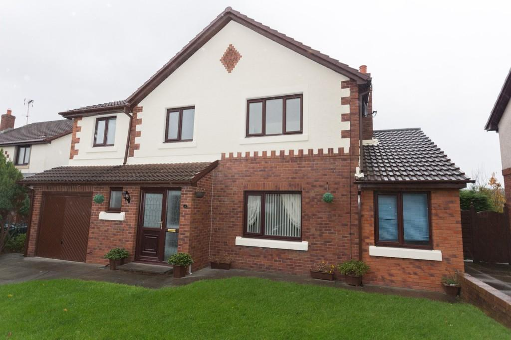 5 Bedrooms Detached House for sale in Rosse Field, Barrow-In-Furness
