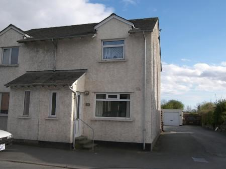 2 Bedrooms End Of Terrace House for sale in 35a Main Street, Flookburgh, Grange-over-Sands, Cumbria, LA11 7LA