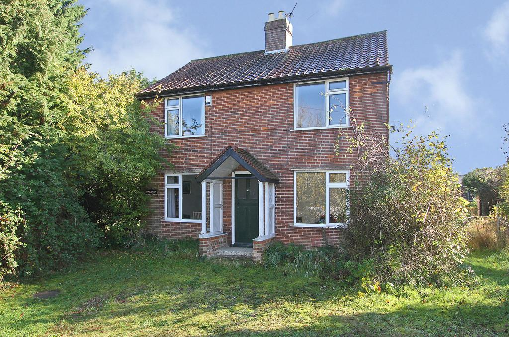 3 Bedrooms Detached House for sale in Ipswich Road, Saxlingham Thorpe