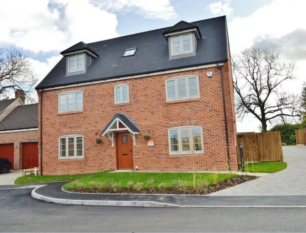 5 Bedrooms Detached House for sale in Ivy Close, Abbots Bromley