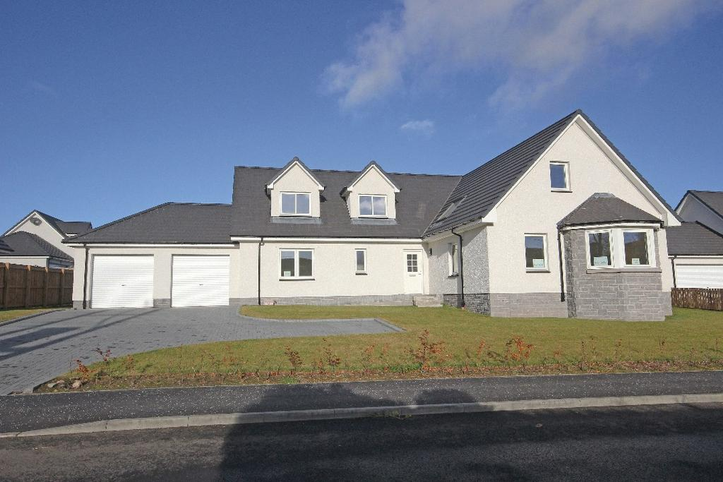 5 Bedrooms Detached House for sale in Bonhard Road , Scone , Perthshire , PH2 6QB
