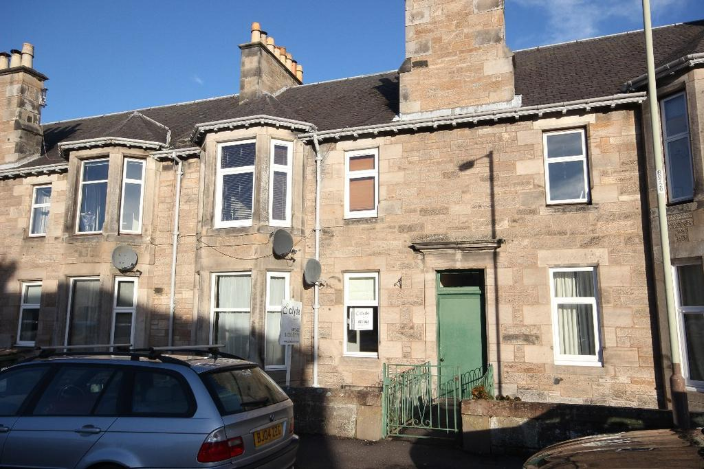 2 Bedrooms Flat for sale in Gray Street, Perth, Perthshire , PH2 0JH