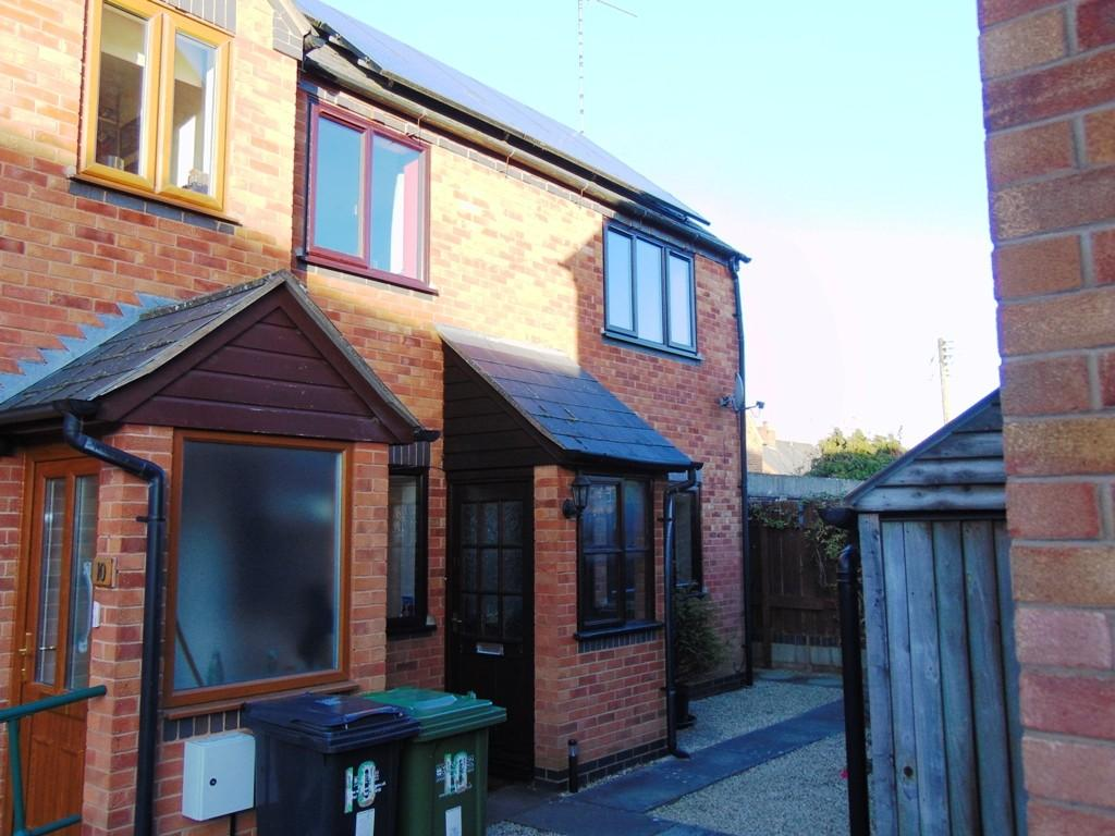 2 Bedrooms End Of Terrace House for sale in High Street, Badsey