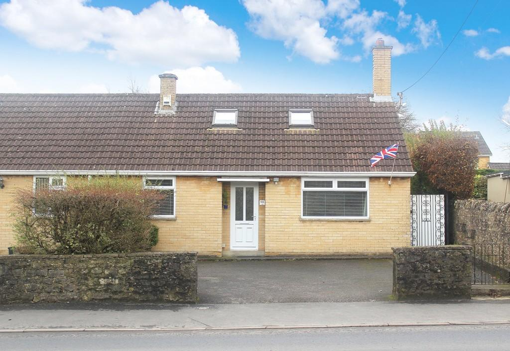 2 Bedrooms Terraced Bungalow for sale in Whitstone Road, Shepton Mallet