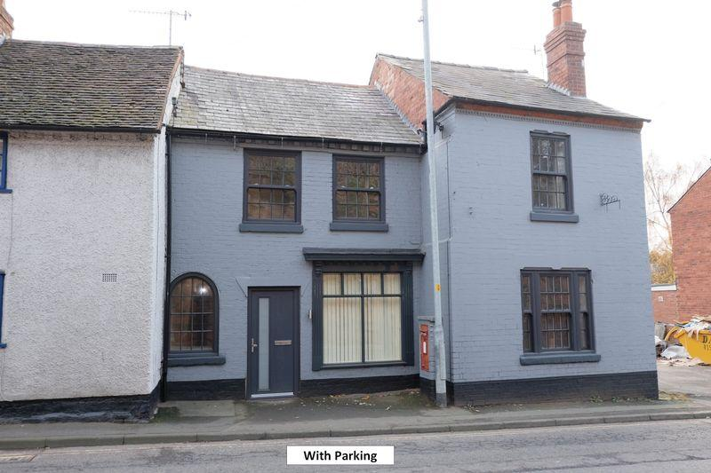 2 Bedrooms Terraced House for sale in Kidderminster Road, Bewdley DY12 1AG