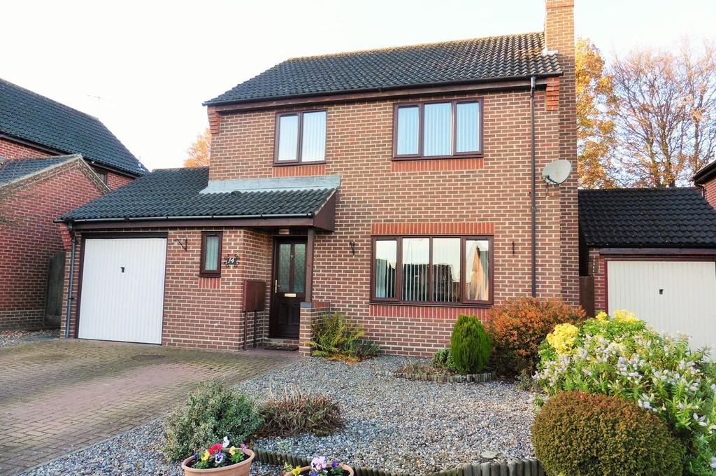 4 Bedrooms Detached House for sale in North Walsham
