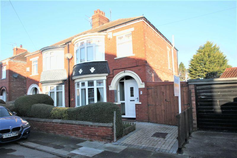 3 Bedrooms Semi Detached House for sale in Exeter Road, Linthorpe