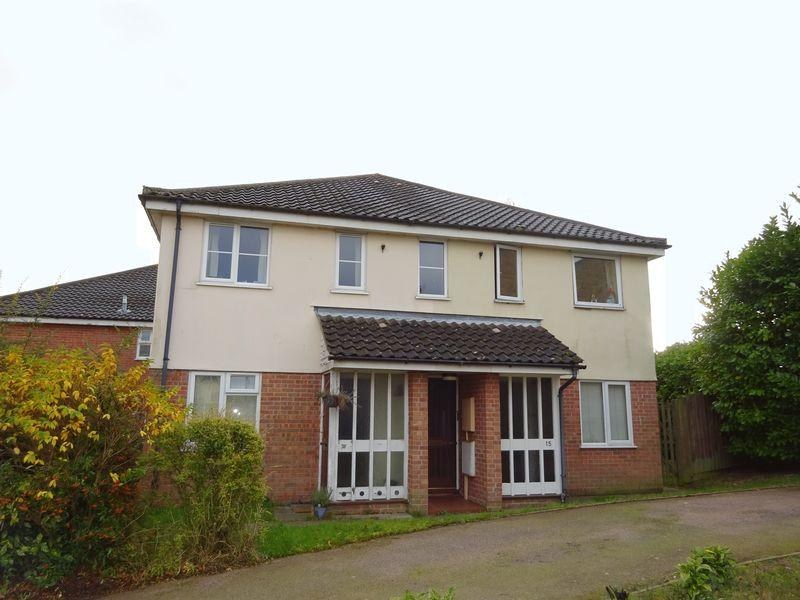 1 Bedroom Apartment Flat for sale in Peddars Way, Taverham, Norwich