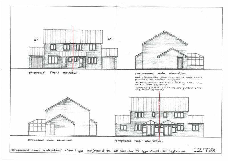 3 Bedrooms Semi Detached House for sale in Garden Village, North Killingholme
