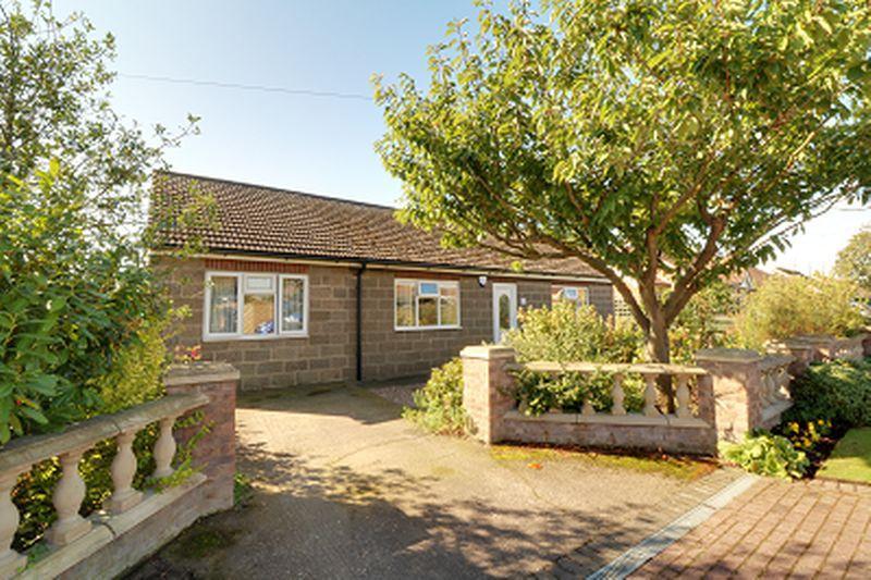 4 Bedrooms Detached Bungalow for sale in Garden Village, North Killingholme