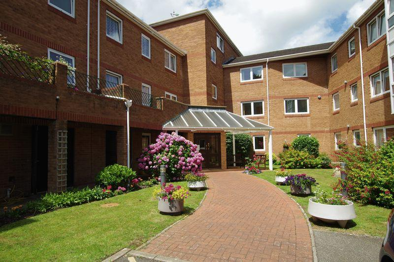 1 Bedroom Retirement Property for sale in Newton Abbot