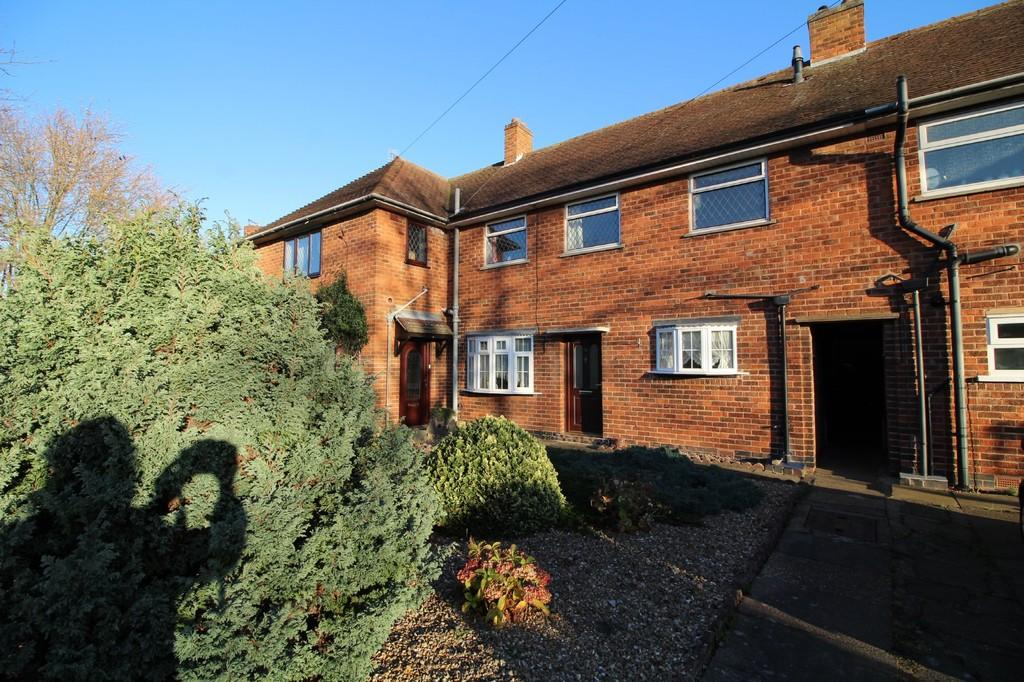 3 Bedrooms Terraced House for sale in Beaumont Road, Loughborough