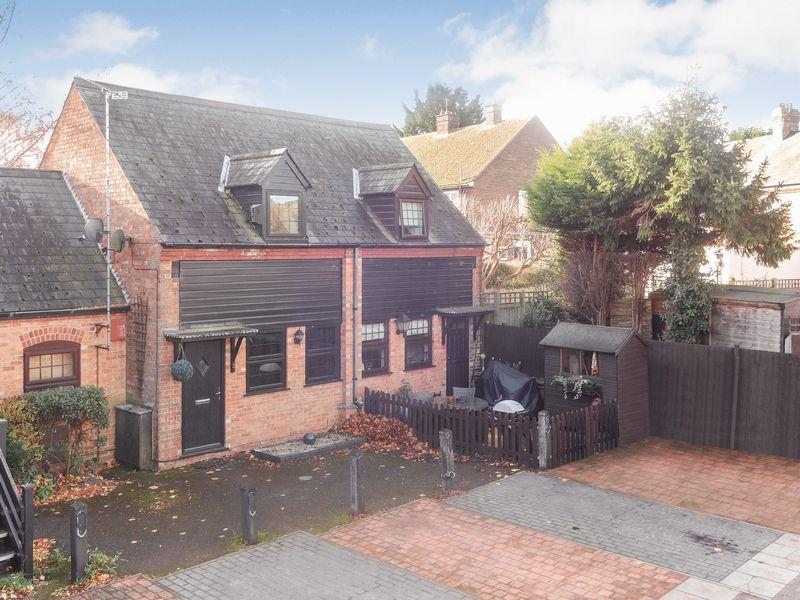 2 Bedrooms End Of Terrace House for sale in Claridges Lane, Ampthill