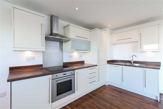 2 Bedrooms Flat for sale in Drift Court, Basin Approach