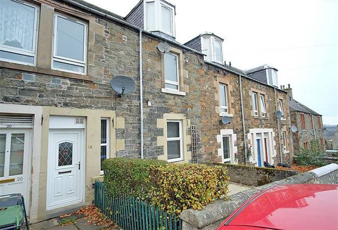 1 Bedroom Flat for sale in 18 Ettrick Road, Selkirk, TD7 5AJ