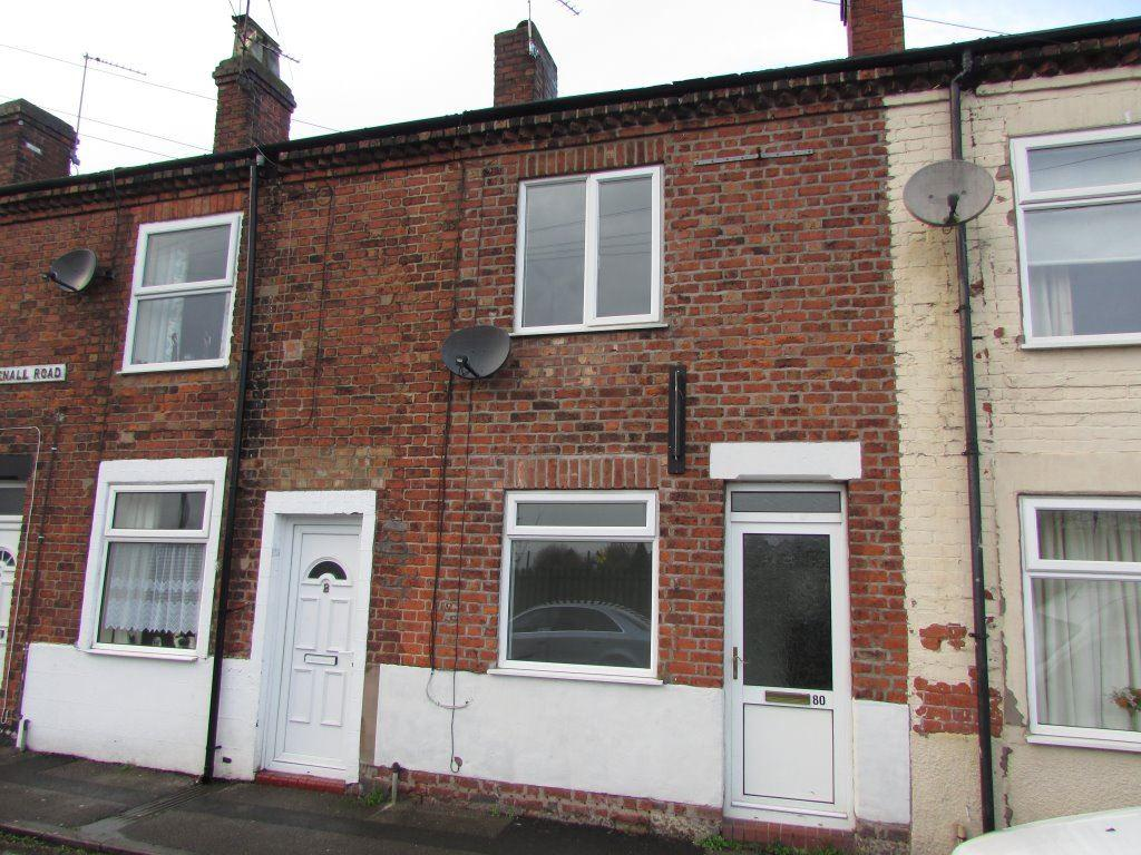 2 Bedrooms Terraced House for rent in Greenall Road Northwich