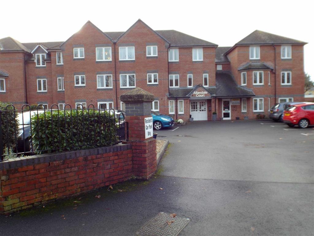1 Bedroom Flat for sale in Allandale Court, Rectory Road, Burnham-on-Sea