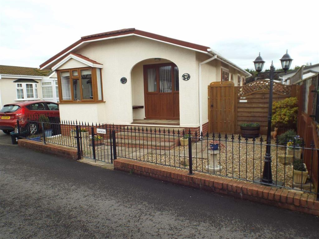 2 Bedrooms Park Home Mobile Home for sale in Bramble Drive, Claremont Park, Berrow