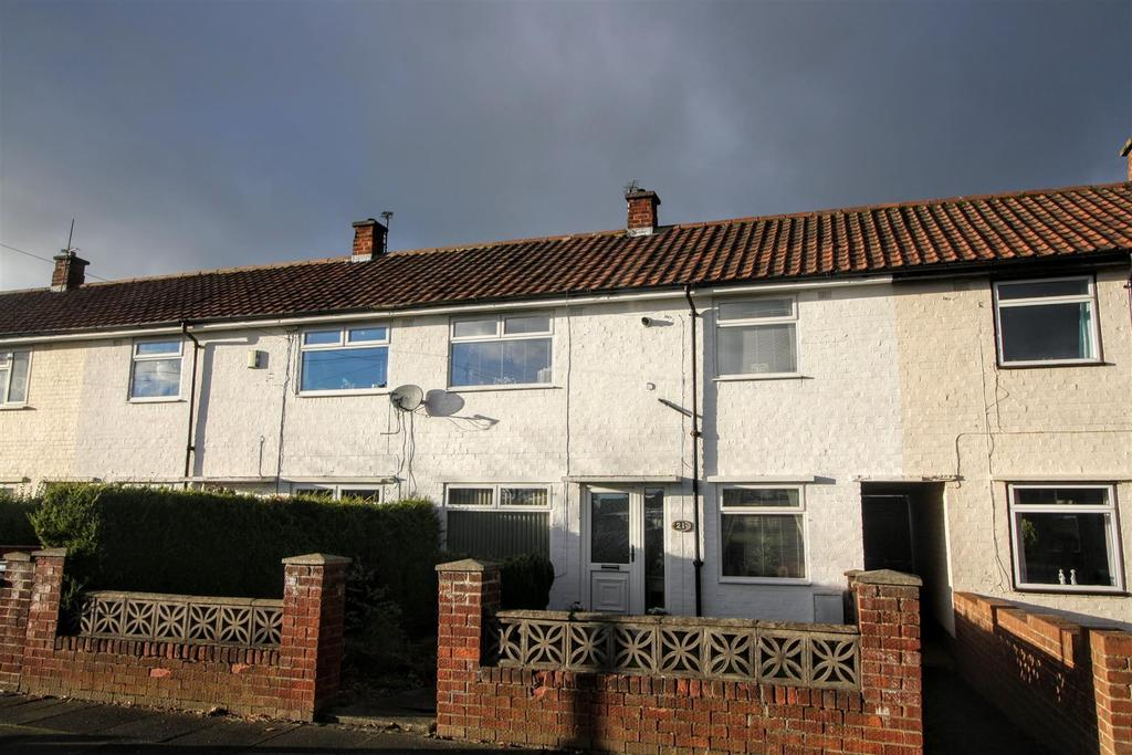 3 Bedrooms Terraced House for sale in Rockwell Avenue, Darlington