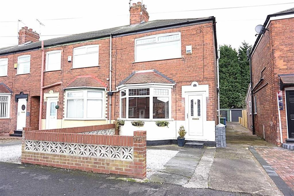 2 Bedrooms End Of Terrace House for sale in Seaton Road, Hessle, Hessle, HU13