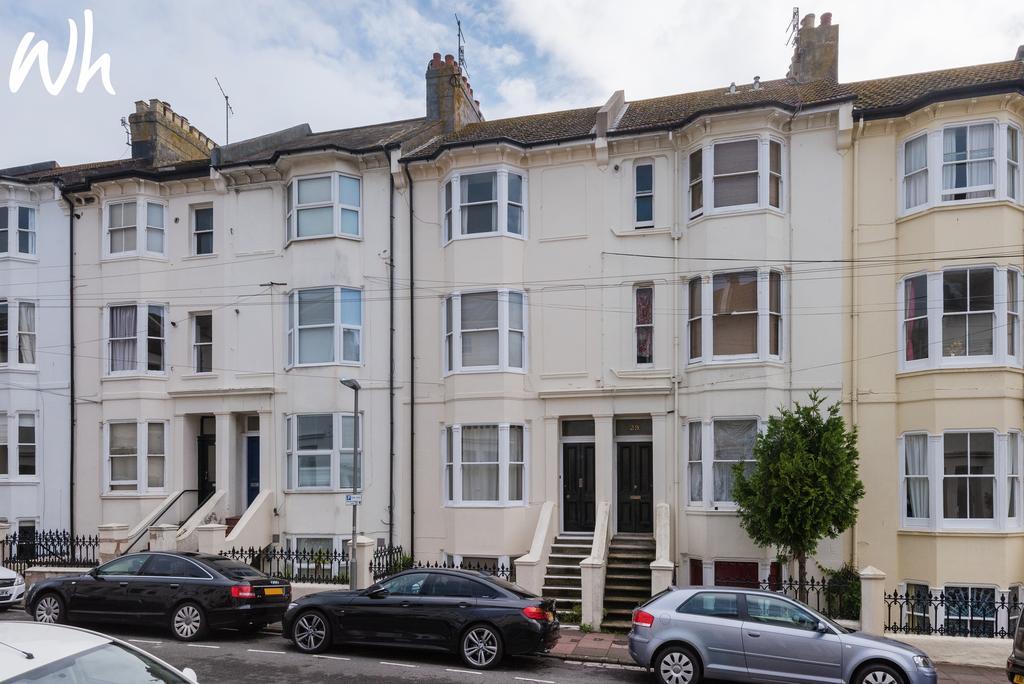 2 Bedrooms Maisonette Flat for rent in Buckingham Street, Brighton BN1