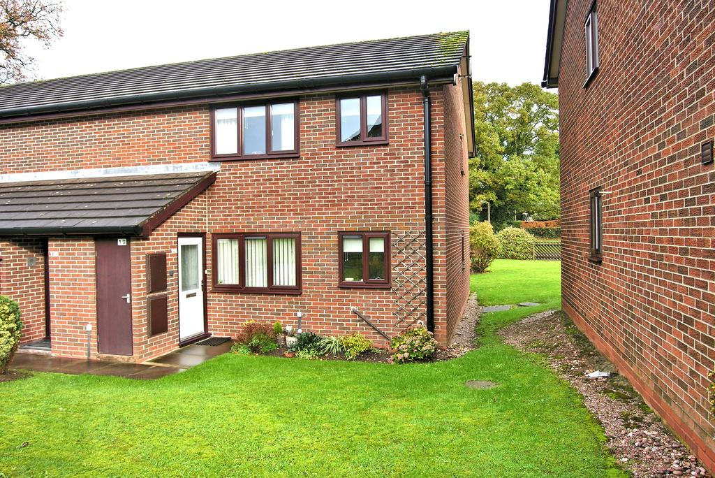 2 Bedrooms Apartment Flat for sale in WINCHESTER COURT, WILDWOOD, STAFFORD ST17