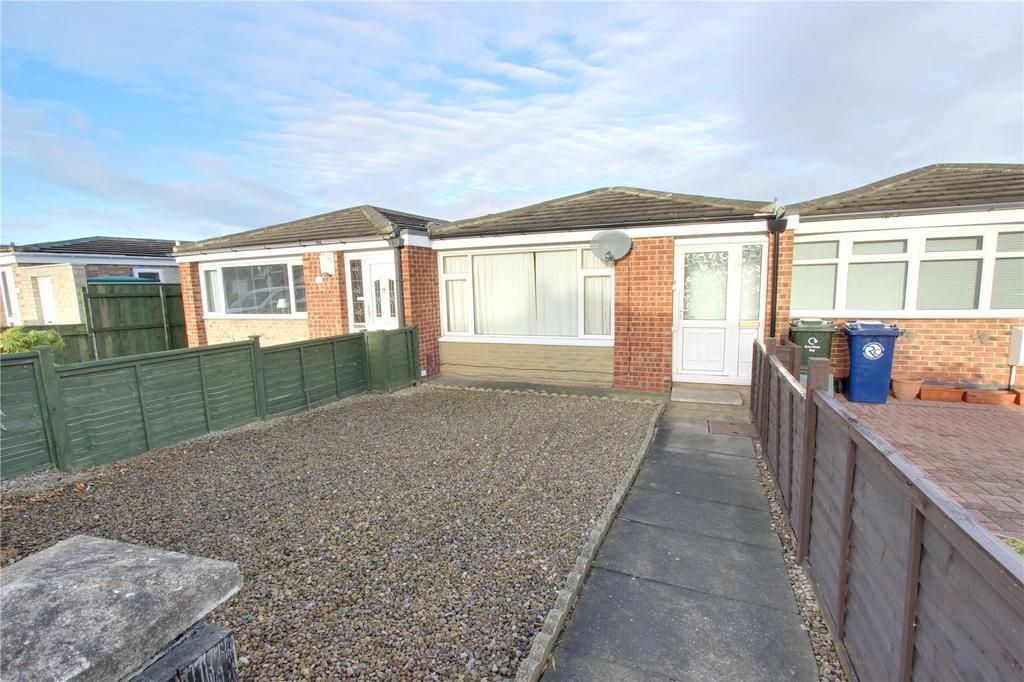 1 Bedroom Terraced Bungalow for sale in Lichfield Avenue, Eston