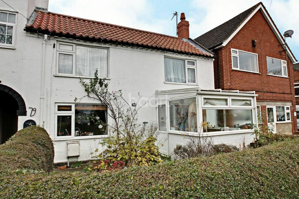 2 Bedrooms Semi Detached House for sale in High Street, Saxilby