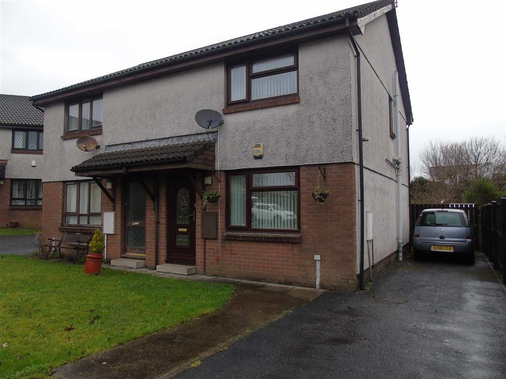 2 Bedrooms Semi Detached House for sale in Clos Derwen, Llansamlet, Swansea