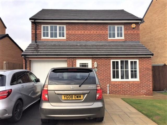 3 Bedrooms Detached House for sale in Baron Close, Middlesbrough