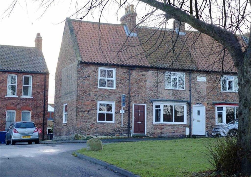 2 Bedrooms End Of Terrace House for sale in South Side, Yarm