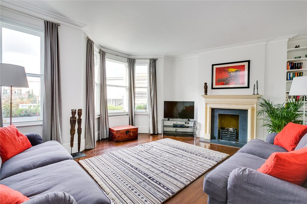 3 Bedrooms Flat for sale in Parsons Green Lane, Fulham, London