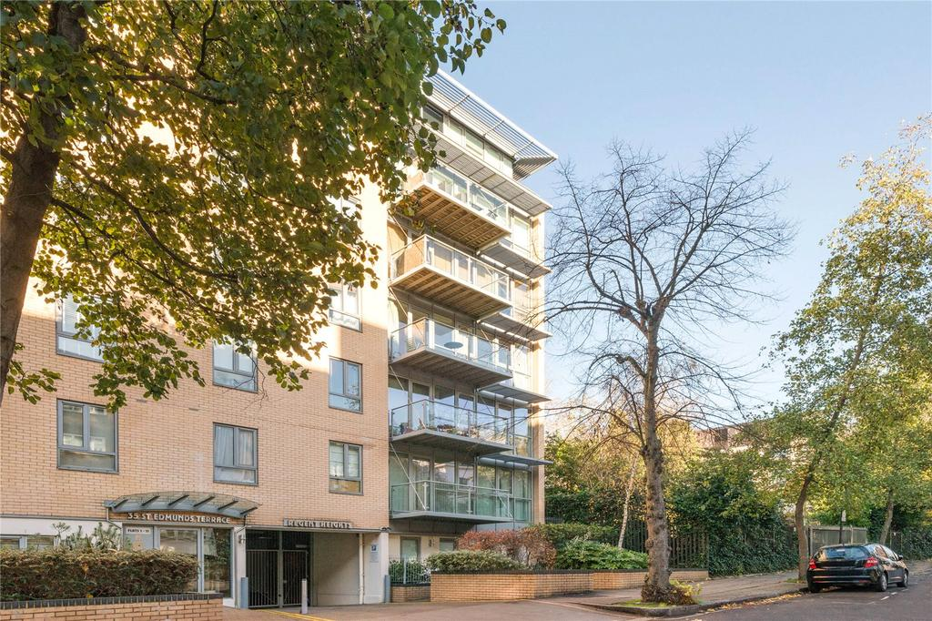 2 Bedrooms Flat for sale in St. Edmunds Terrace, St John's Wood