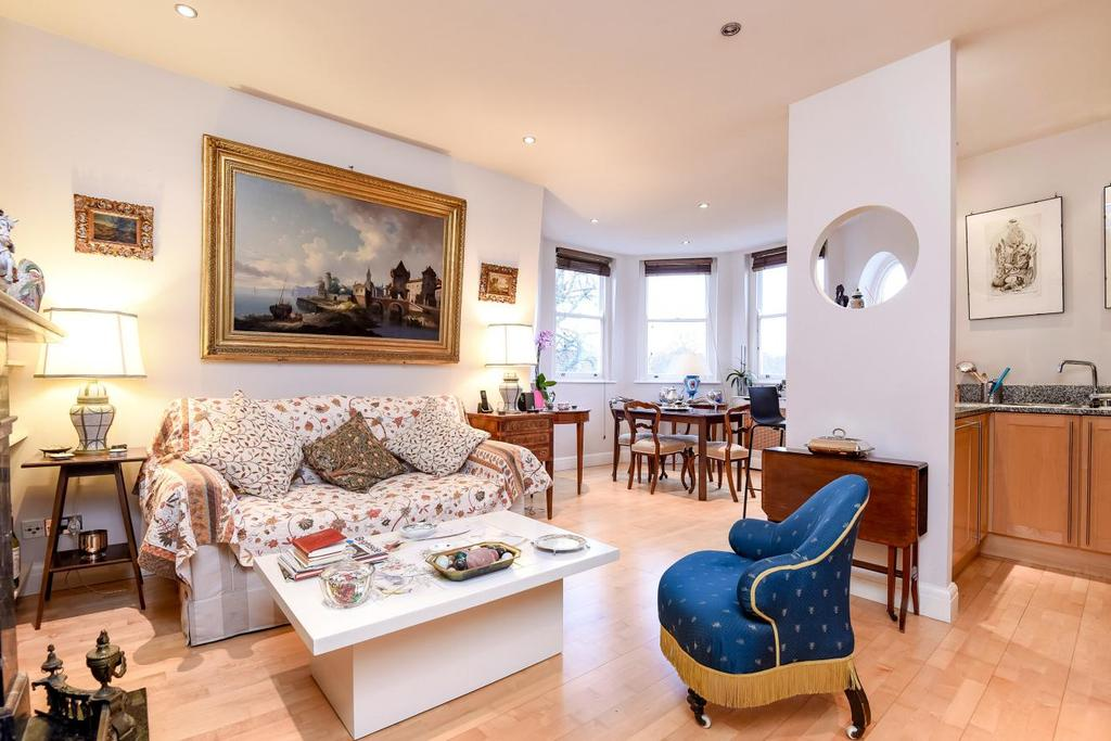 2 Bedrooms Flat for sale in Putney Hill, Putney