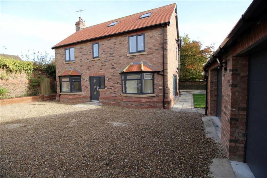 5 Bedrooms Detached House for sale in North Back Lane, North Back Lane, Kilham, East Yorkshire