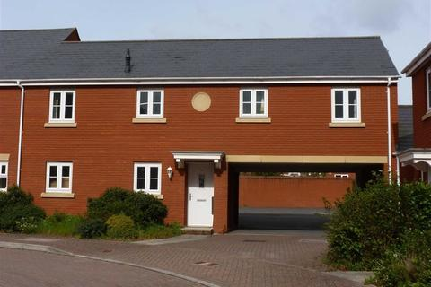 2 bedroom apartment to rent - Haddeo Drive, Kings Heath, Exeter, EX2
