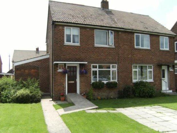3 Bedrooms Semi Detached House for sale in MEADOW ROAD, TRIMDON VILLAGE, SEDGEFIELD DISTRICT