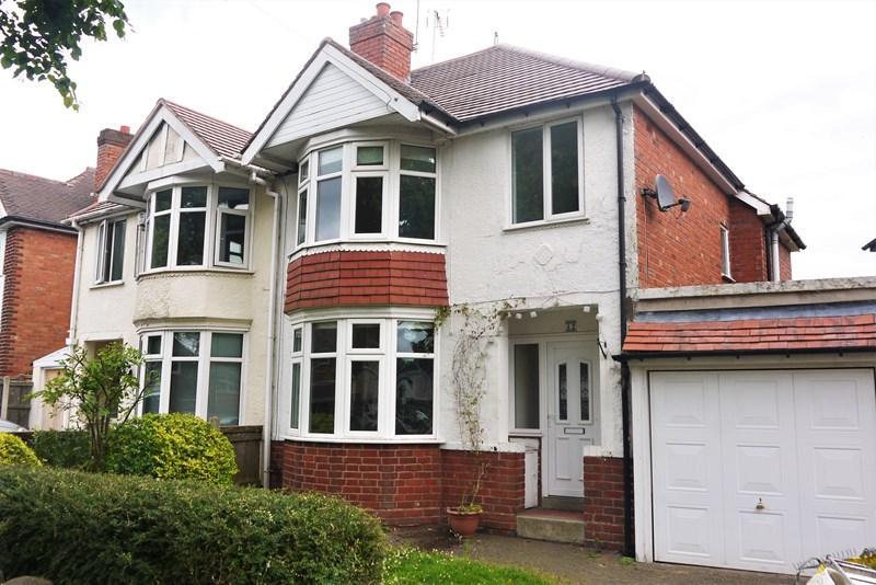 3 Bedrooms Semi Detached House for rent in Wilmington Road, Birmingham