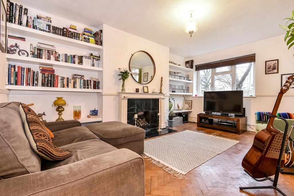 2 Bedrooms Flat for sale in Elmworth Grove, West Dulwich