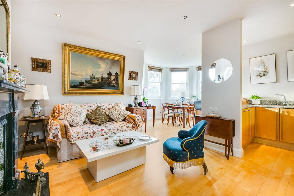2 Bedrooms Flat for sale in Lyle Park, 57 Putney Hill, London