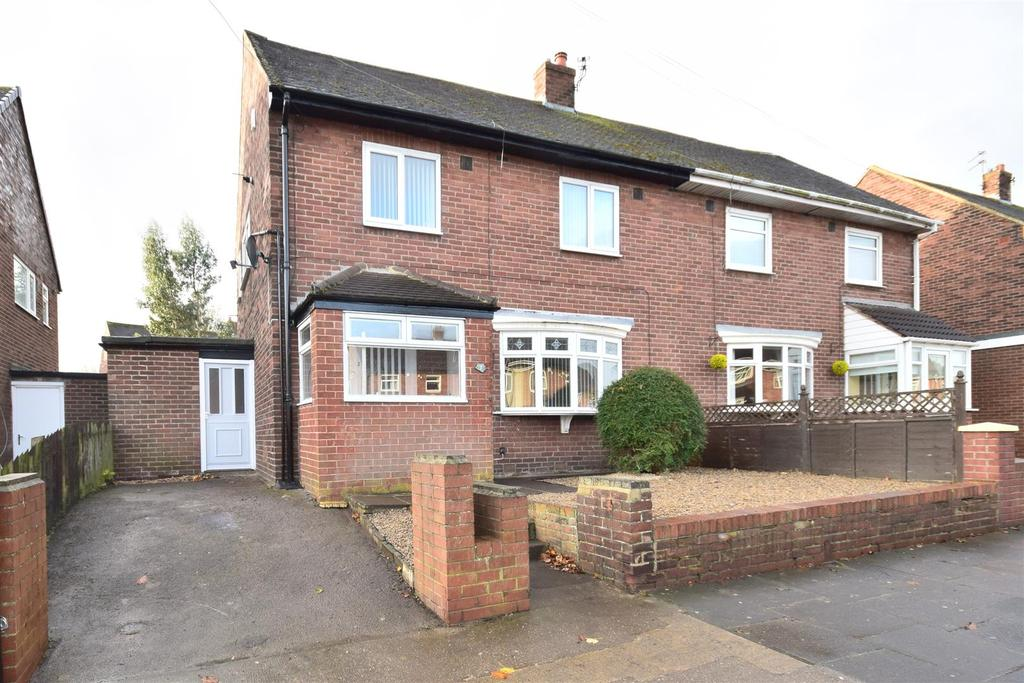 3 Bedrooms Semi Detached House for sale in Springwell Road, Springwell, Sunderland