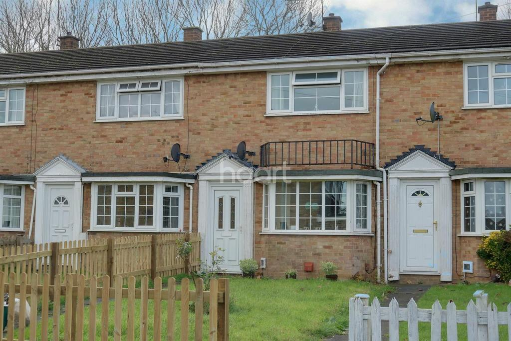 2 Bedrooms Terraced House for sale in Peterborough Gardens, Strood, ME2