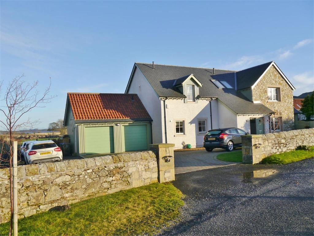 5 Bedrooms Detached House for sale in 1 Newton of Classlochie, Kinross, Kinross-shire