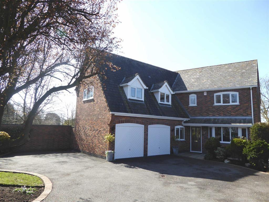 5 Bedrooms Detached House for sale in Welford Road, Wigston, Leicester