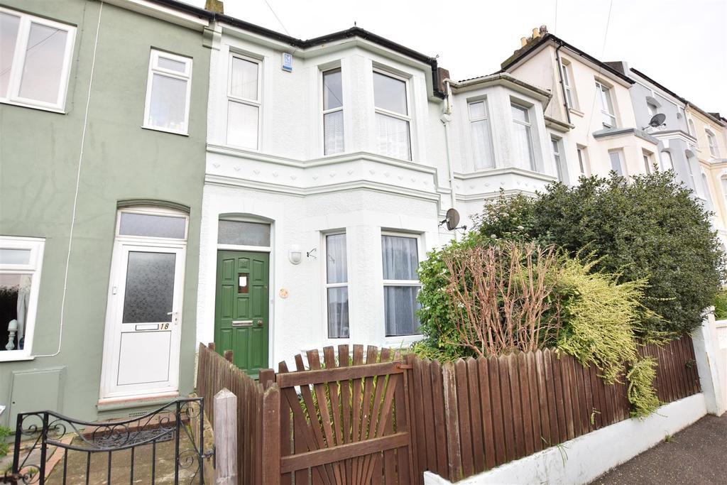 3 Bedrooms Terraced House for sale in Horntye Road, St. Leonards-On-Sea