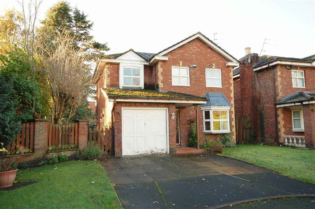 4 Bedrooms Detached House for sale in Grosvenor Gardens, Sharston, Manchester, M22